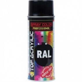 PINTURA SPRAY RAL 9010...
