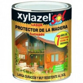 XYLACEL SOL SATIN.NOGAL 750 ML