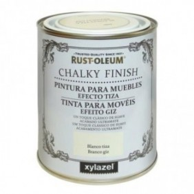 PINTURA MUEBLES CHALKY...