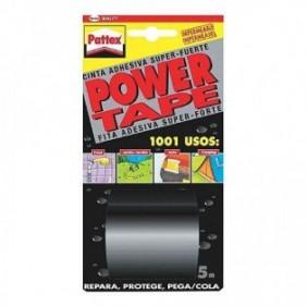 CINTA POWER-TAPE NEG. 50X5...
