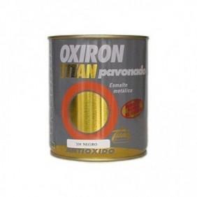 OXIRON 02B NEGRO PAVONADO...
