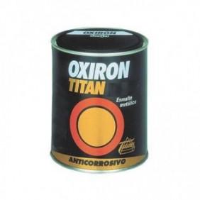 OXIRON 02C NEGRO LISO 750ML