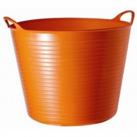 CUBO 26L. FLEXIBLE NARANJA...