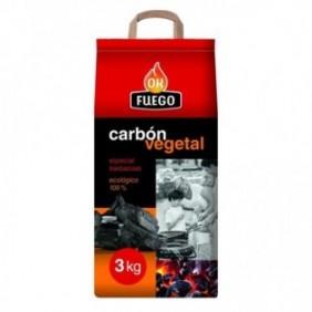 CARBON VEGETAL 3 KG. 1-50216
