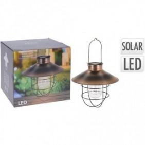 LAMPARA FAROL SOLAR LED...