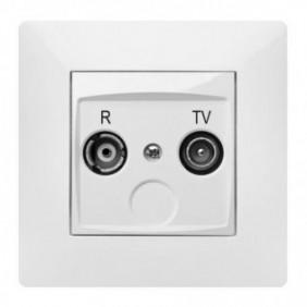 TOMA TELEVISION R-TV BLANCO...