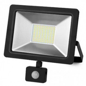 PROYECTOR LED NEGRO 50W...