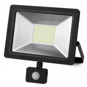PROYECTOR LED NEGRO 30W...