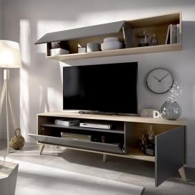 Salón TV Compacto Serie...