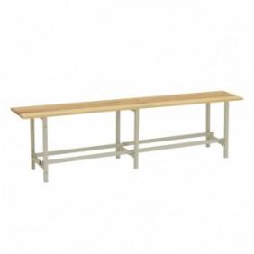 Simonlocker Mon. Wood Bench...