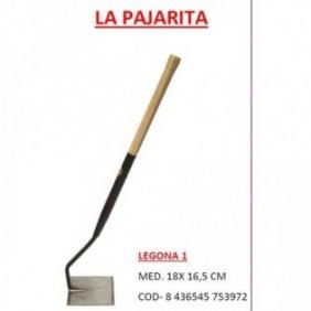 LEGONA CON MANGO  21X18.5CM