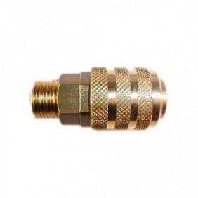 ENCHUFE MACHO 1/2 GAS 150